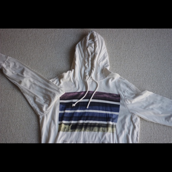 American Eagle Outfitters Other - AMERICAN EAGLE THIN HOODED SWEATSHIRT